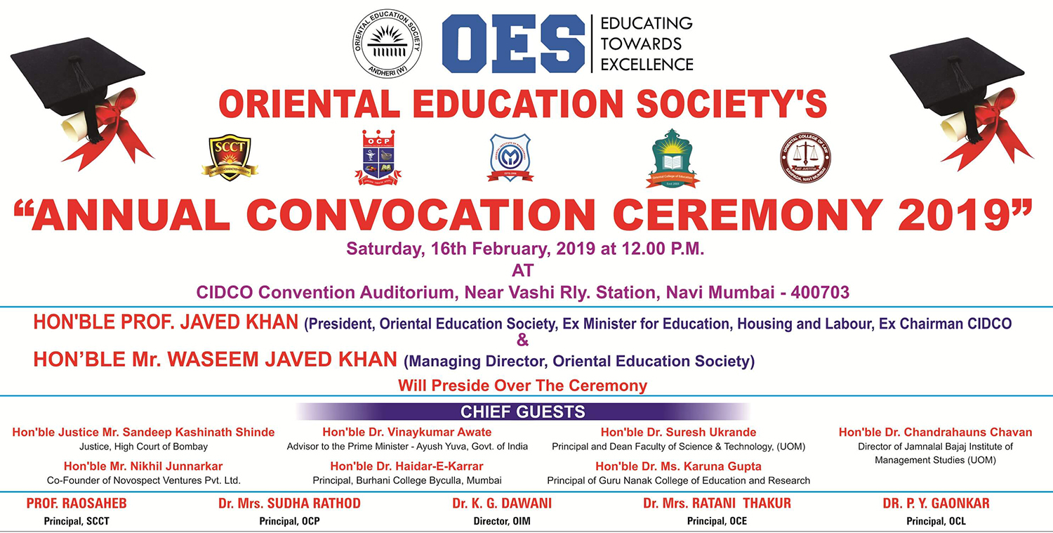 CONVOCATION-20191